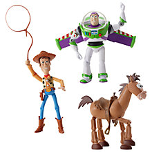 Buy Disney Toy Story Figure, Assorted Online at johnlewis.com