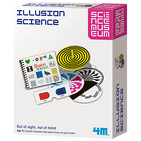 Buy Science Museum Illusion Science Kit Online at johnlewis.com