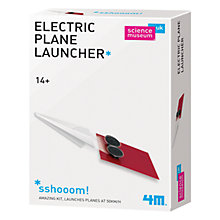 Buy Science Museum Electric Plane Launcher Online at johnlewis.com