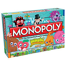 Buy Moshi Monsters Monopoly Online at johnlewis.com