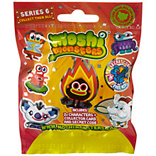 Buy Moshi Monsters Blind Bag, Series 6, Assorted Online at johnlewis.com