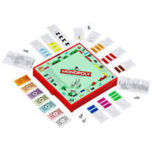 Buy Hasbro Travel-Sized Classic Board Game, Assorted Online at johnlewis.com