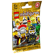 Buy Lego Minifigures, Series 10, Assorted Online at johnlewis.com