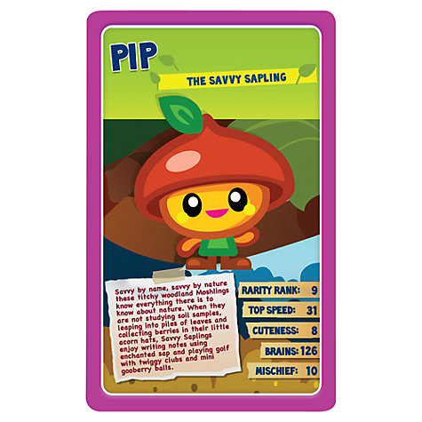 Buy Top Trumps Cards, Moshi Monsters, Set 2 Online at johnlewis.com