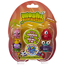 Buy Moshi Monsters Collectible Figures, Series 6, Assorted Online at johnlewis.com