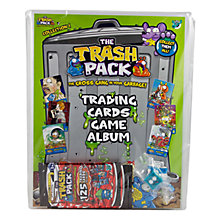 Buy Trash Pack Trading Card Starter Set Online at johnlewis.com
