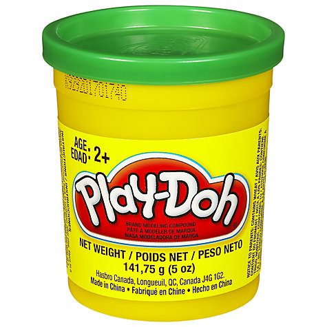 Buy Play-Doh Single Tub, Assorted Online at johnlewis.com