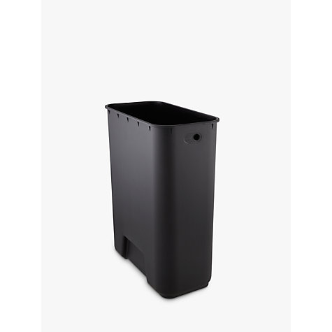Buy simplehuman Butterfly Bin, Chrome, 45L Online at johnlewis.com