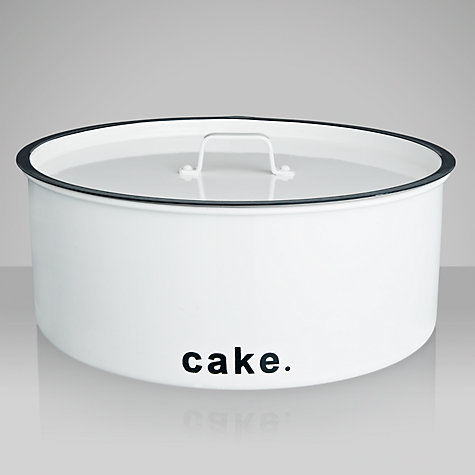Buy John Lewis Restoration Cake Tin Online at johnlewis.com