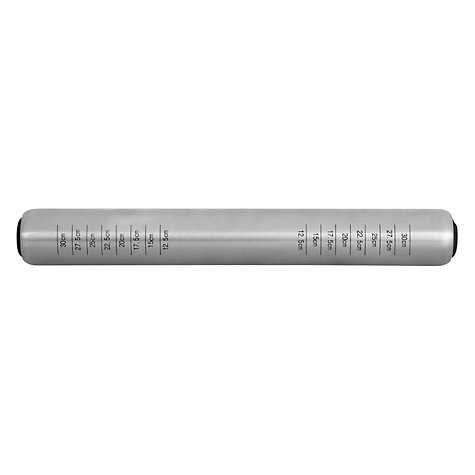 Buy John Lewis Stainless Steel Rolling Pin Online at johnlewis.com
