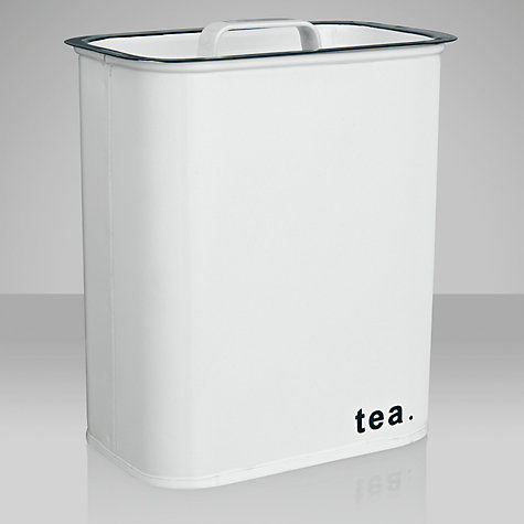 Buy John Lewis Restoration Tea Storage Jar Online at johnlewis.com
