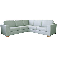 Buy John Lewis Felix Corner Sofa with Light Legs Online at johnlewis.com