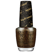 Buy OPI Nails - Oz the Great and Powerful - Glitter Online at johnlewis.com