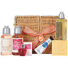 Buy L'Occitane Garden Harvest Gift Basket Online at johnlewis.com