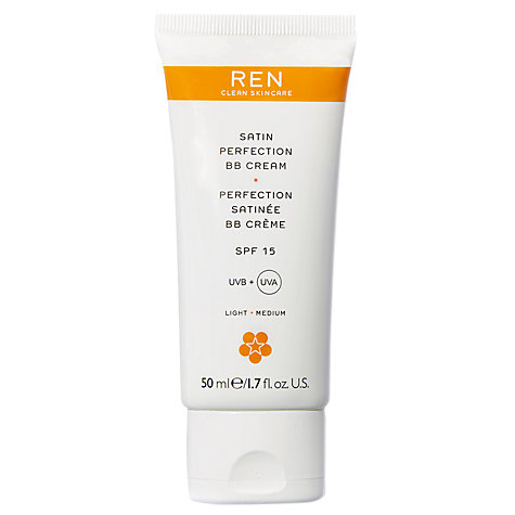 Buy REN Satin Perfection BB Cream Sunscreen, 50ml Online at johnlewis.com