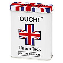 Buy Union Jack Plasters, Pack of 24 Online at johnlewis.com