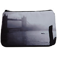 Buy Barbara Chandler Love London Tower Bridge Makeup Bag Online at johnlewis.com