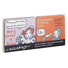 Buy Gillian Kyle Scottish Legends Coasters, Pack of 4 Online at johnlewis.com