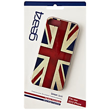 Buy Union Jack Gear4 iPhone 5 Phone Case Online at johnlewis.com