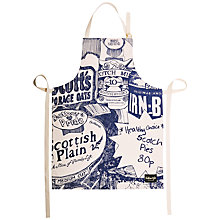 Buy Gillian Kyle Glasgow Breakfast Apron Online at johnlewis.com