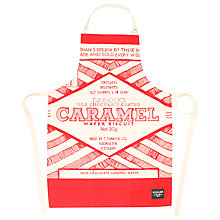 Buy Gillian Kyle Tunnock's Caramel Wafer Wrapper Apron Online at johnlewis.com