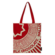 Buy Gillian Kyle Tunnock's Teacake Wrapper Canvas Bag Online at johnlewis.com