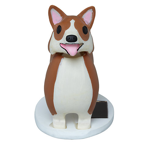 Buy Solar Powered Corgi Online at johnlewis.com