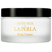 Buy La Perla Body Silk Cream, 200ml Online at johnlewis.com