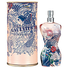 Buy Jean Paul Gaultier Classique Summer Edition Eau de Toilette, 100ml Online at johnlewis.com