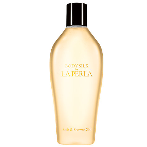 Buy La Perla Body Silk Bath and Shower Gel, 200ml Online at johnlewis.com