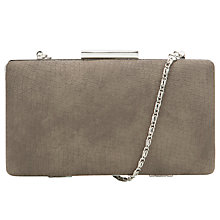 Buy COLLECTION by John Lewis Snake Print Box Clutch Handbag Online at johnlewis.com