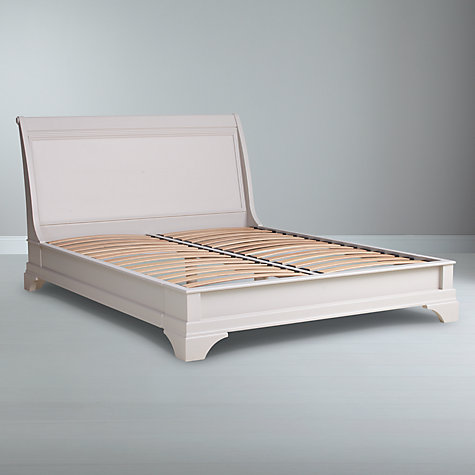 Buy John Lewis Aurelia Low End Bed Frame, Double Online at johnlewis.com