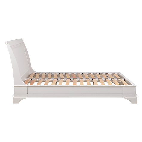Buy John Lewis Aurelia Low End Bedstead, Double Online at johnlewis.com