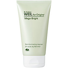 Buy Dr. Andrew Weil for Origins™ Mega-Bright, 150ml Online at johnlewis.com