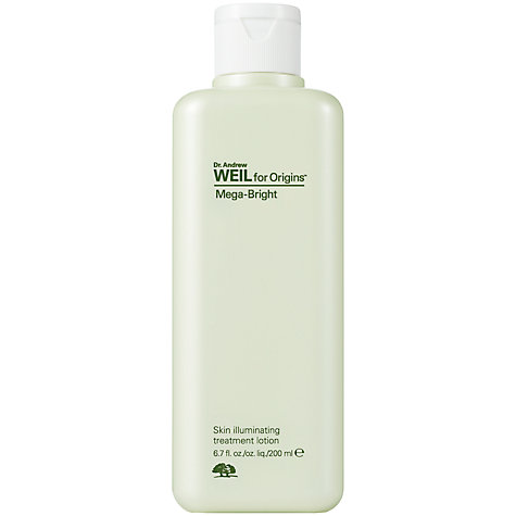 Buy Dr. Andrew Weil for Origins Mega-Bright™ Treatment Lotion, 200ml Online at johnlewis.com