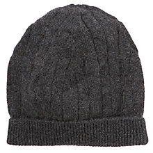 Buy John Lewis Cashmere Beanie Online at johnlewis.com