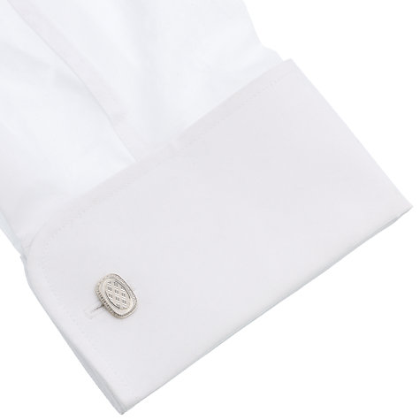 Buy Jenny Knott 14 Carat Gold Cufflinks Online at johnlewis.com