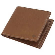 Buy Mulberry 8 Card Leather Coin Wallet, Tan Online at johnlewis.com