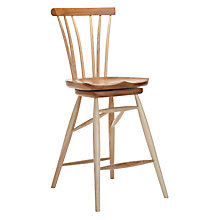 Buy Sitting Firm for John Lewis Rushmore Bar Stool Online at johnlewis.com