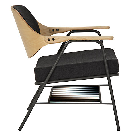 Buy Oliver Hrubiak for John Lewis Finn Lounge Chair Online at johnlewis.com