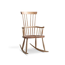 Buy Sitting Firm for John Lewis Melbury Rocking Chair Online at johnlewis.com