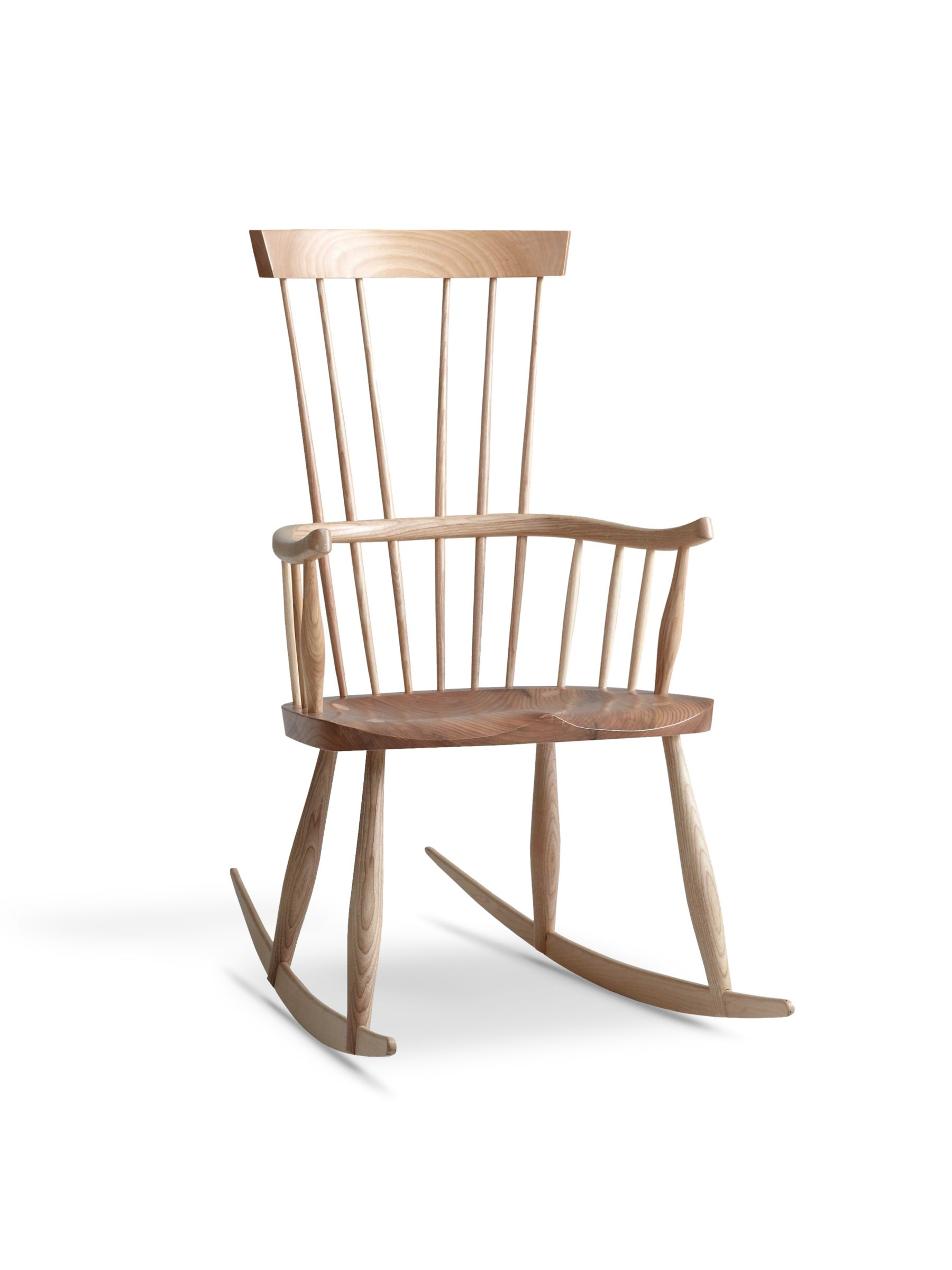 Sitting Firm for John Lewis Sitting Firm for John Lewis Croft Collection Melbury Rocking Chair