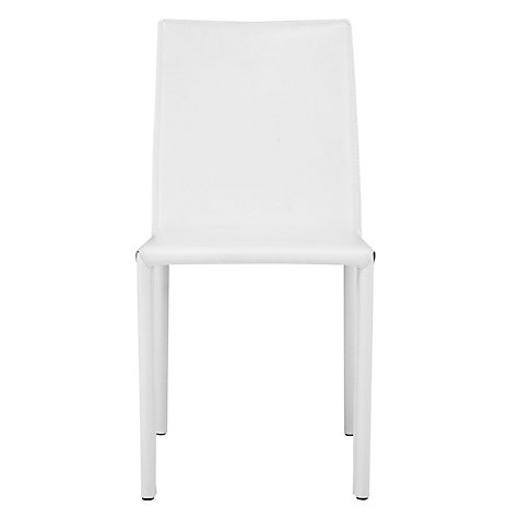 Buy John Lewis Odyssey Leather Dining Chair Online at johnlewis.com