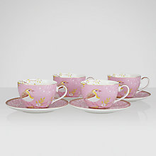 Buy PiP Studio Shabby Chic Cup & Saucer Online at johnlewis.com
