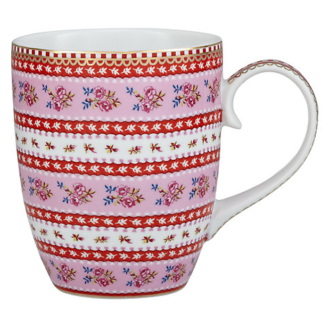Buy PiP Studio Ribbon Rose Mug Online at johnlewis.com