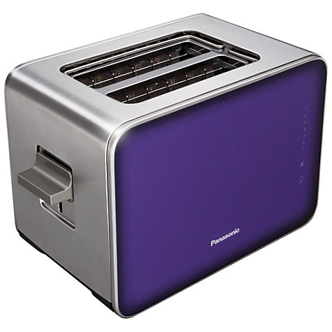 Buy Panasonic NT-ZP1 2-Slice Toaster Online at johnlewis.com