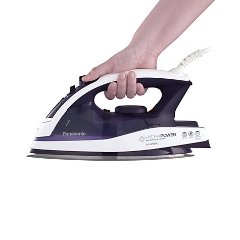 Buy Panasonic NI-W900CVXC Steam Iron, Purple Online at johnlewis.com