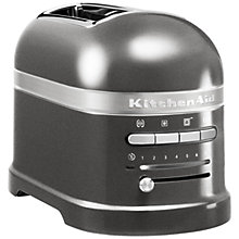 Buy KitchenAid Artisan 2-Slice Toaster Online at johnlewis.com