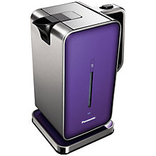 Buy Panasonic Kettle and 2-Slice Toaster, Violet Online at johnlewis.com