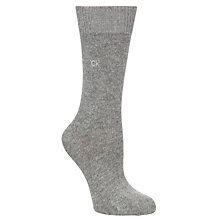 Buy Calvin Klein Luxury Crew Socks Online at johnlewis.com